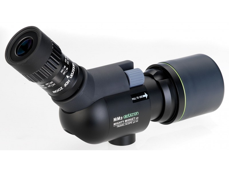 Interesting Opticron mighty midget really. agree