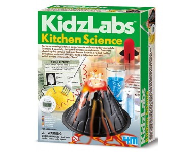 Kidz Labs Kitchen Science 4M